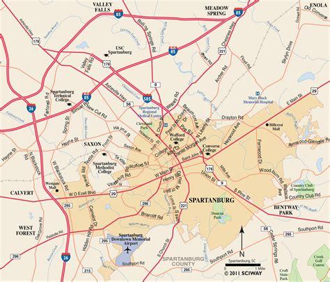 Spartanburg Sc Records Spartanburg Sc Map My