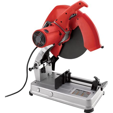 cut saw free shipping milwaukee abrasive chop saw 14in model 6177 20 northern tool equipment