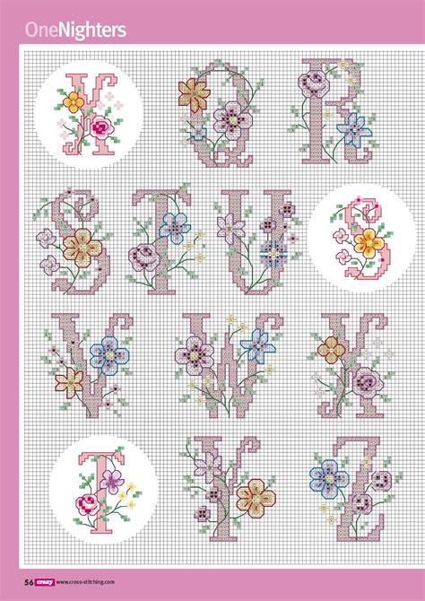 lettere punto a croce grande raccolta di schemi e grafici per punto croce free