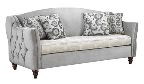 ac 4300 fabric sofa set furtado furniture