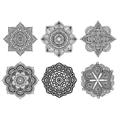pattern wrist tattoos 6 mandala boho pattern temporary