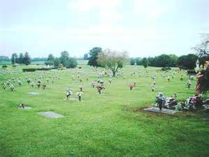 memorial garden cemetery laurensthoughts