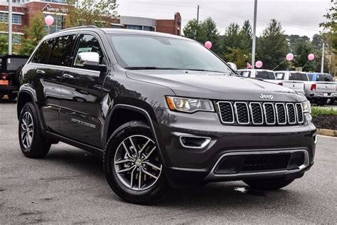 nueva jeep grand 2018 new 2018 jeep grand limited sport utility in