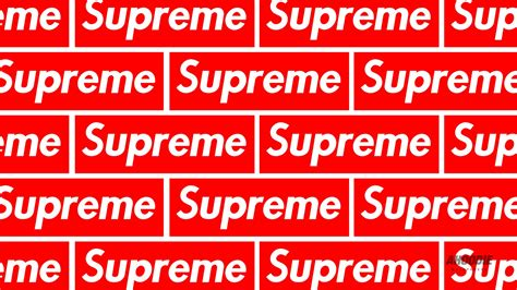 the supreme supreme wallpaper