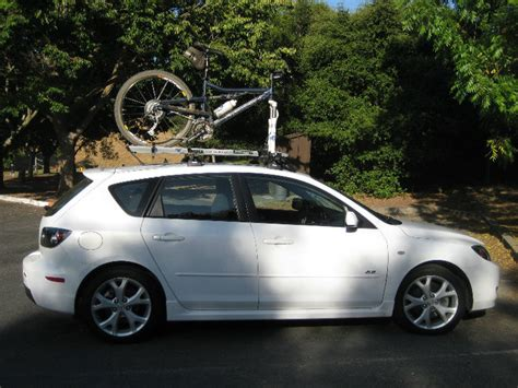 thule roof rack for mazda 3 mazda 3 roof rack cosmecol