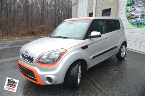 Kia Soul Paint Gotshadeonline Custom Vehicle Wraps Tinting And Paint