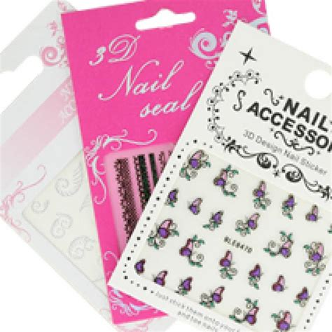 Modèle Pose Ongle by Pose De Stickers Pour Ongles Info Manucure
