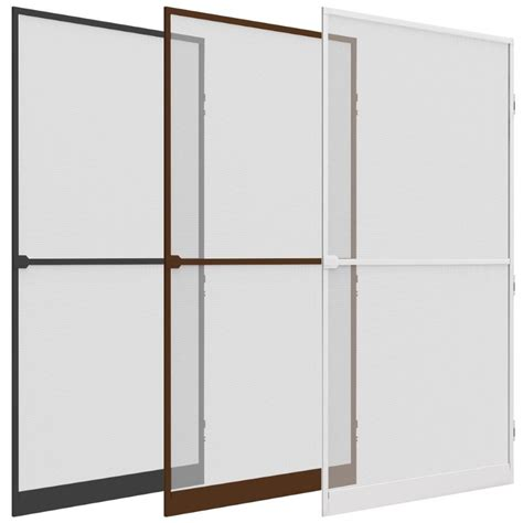 insect protection door comfort 100x215cm aluminium fly