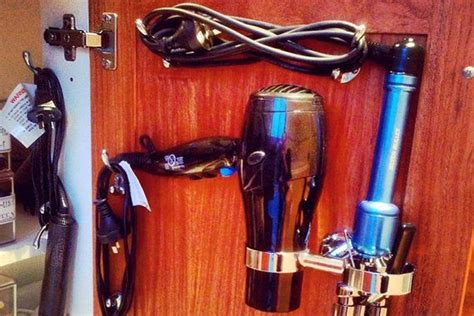 Using Hair Dryer To Clean Pc 25 best ideas about hair dryer organizer on