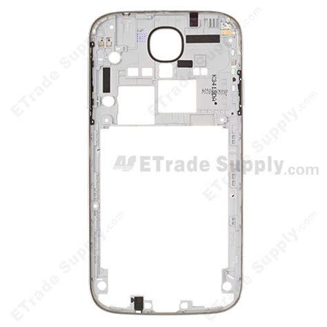 Housing Casing Samsung Galaxy S4 Gt I9500 samsung galaxy s4 gt i9500 rear housing back cover etrade supply