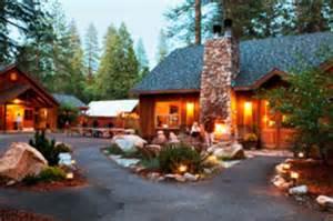 Evergreen lodge at yosemite restaurant