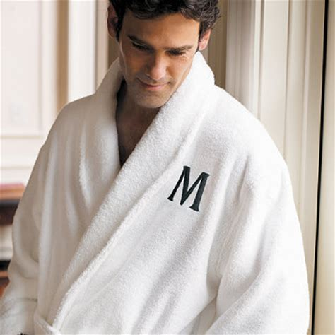 men s terry cloth robe the gift for the in