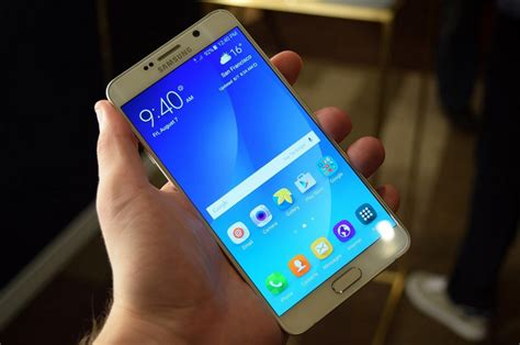 Harga Samsung Z5 leaked specs and features for samsung z5 samsung