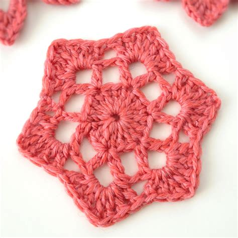 crochet pattern motifs crochet motif 53 from beyond the square crochet motifs