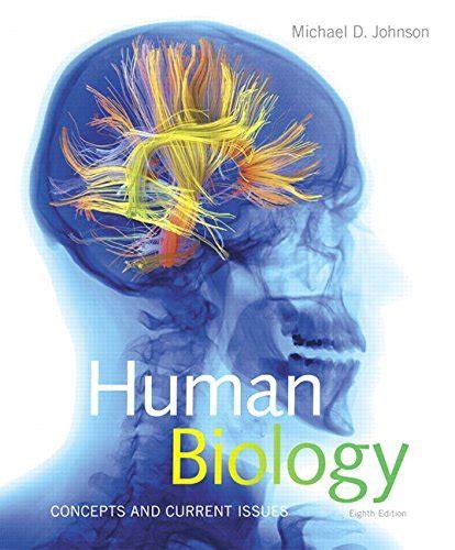 Human Biology 14th Edition human textbooks slugbooks