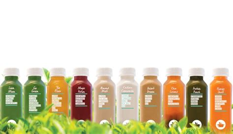 Juice Up Detox Lebanon by 24 1 Day Juice Detox Packages From Detox Parlour