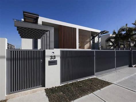 Minimalist Fence Design | minimalist fence design for urban home decor 4 home ideas