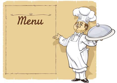 cornici per menu il piatto dolcesalato