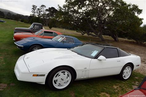 c4 corvette auction results and data for 1988 chevrolet corvette c4