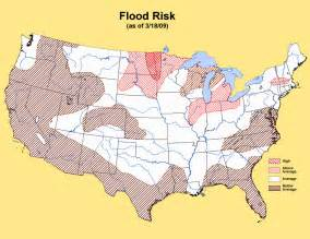 flood maps river valley and 1994 central flooding