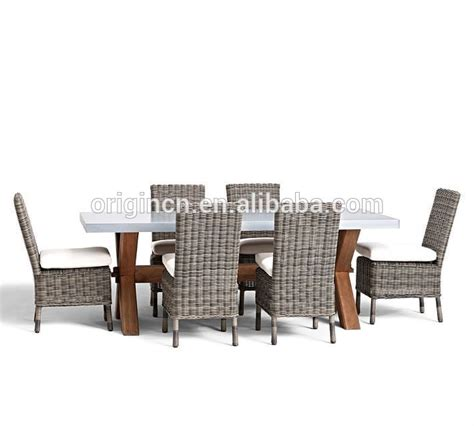 buy eucalyptus resort chair from hotel resort wooden dining table rattan chairs garden