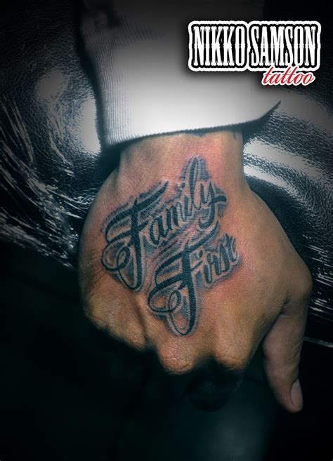 family first tattoo family tattoos www pixshark images