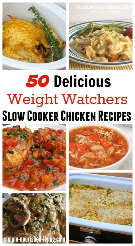 cooker weight watchers recipes healthy cooker chicken recipes for weight watchers