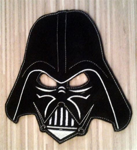 darth vader helmet template masks ofnah