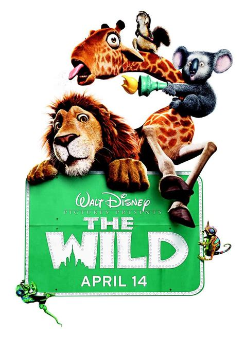 film disney wild the wild 2006 movie