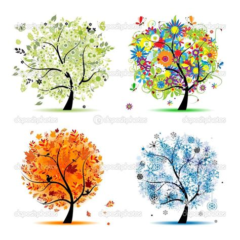 libro tree seasons come seasons winter spring summer fall weather and seasons 2 winter spring summer fall