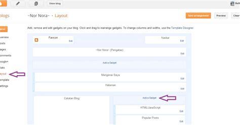 tutorial letak instagram dekat blog nor nora tutorial letak logo selamat hari raya dekat blog