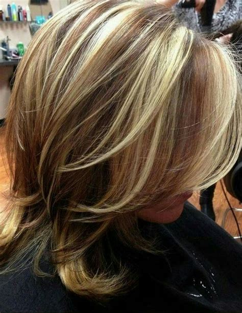 what do lowlights do for blonde hair 25 best ideas about medium hair highlights on pinterest