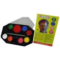 14827 Paint S 8 Color Snazaroo Palette