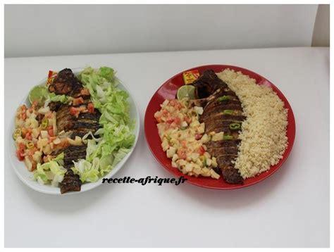 recettes plats cuisin駸 recettes de cuisine africaine