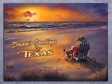 the night before christmas texas style the texas rambler
