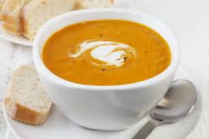 how to make pumpkin soup harvest to table
