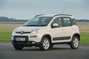 Fiat Panda Weight Fiat Panda Trekking An Independent Road Test Report