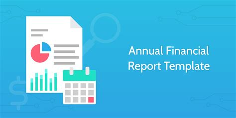 annual financial report template process street