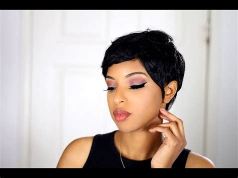what is a 27 piece pixie how to pixie cut 27 piece quick weave