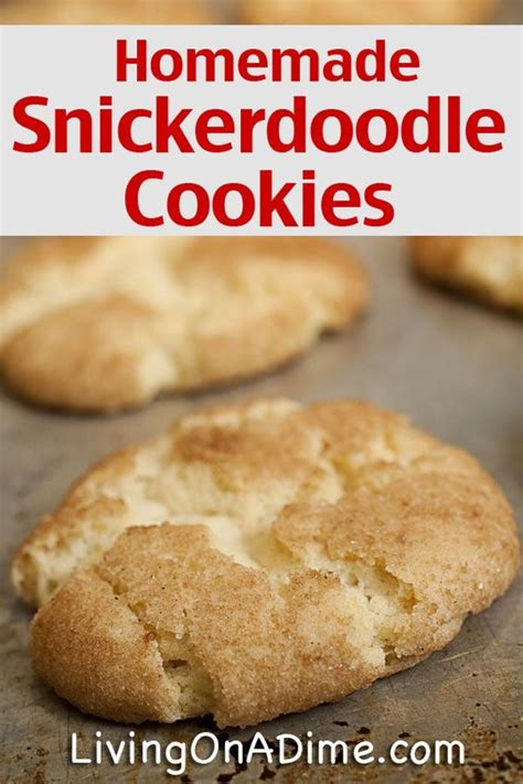 snickerdoodle signs easy snickerdoodle cookies recipe