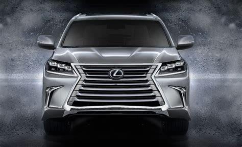 lexus 2017 lx 570 2017 lexus lx 570 powerful engine expected msrp 2018