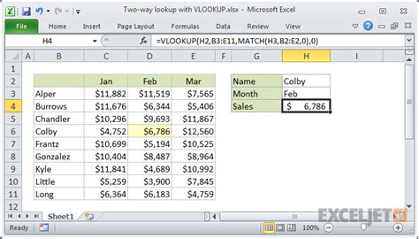 two way data table excel how to retrieve data from a table in excel brokeasshome com