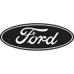 Ford Stickers Ford Emblem Decal Sticker Ford Emblem