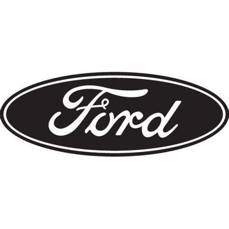 Ford Schriftzug Aufkleber by Ford Emblem Decal Sticker Ford Emblem