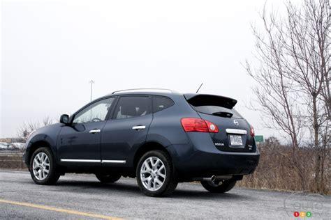 nissan awd sedan 2012 nissan rogue sl awd car news auto123