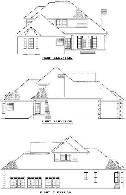 european house plan alp 09xb chatham design group european house plan alp 0735 chatham design group
