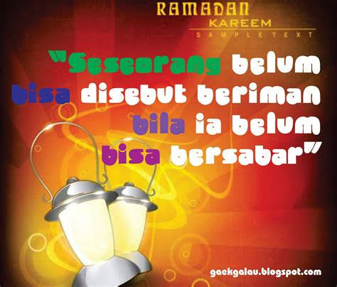 kata kata mutiara islam penyejuk hati