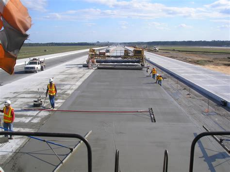 Concrete Paving Contractor Airports Acpa Se Chapter