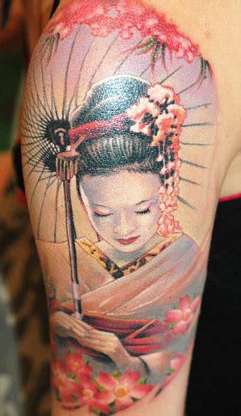 geisha tattoo que significa tatuagem de gueixa veja as 41 lindas inspira 231 245 es e