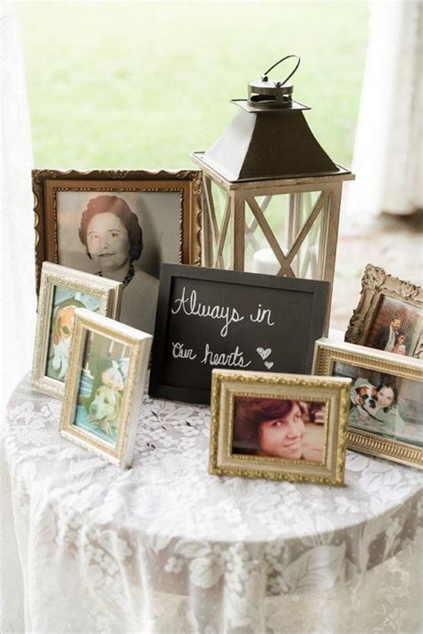 memory table at wedding reception best 25 wedding memory table ideas on wedding